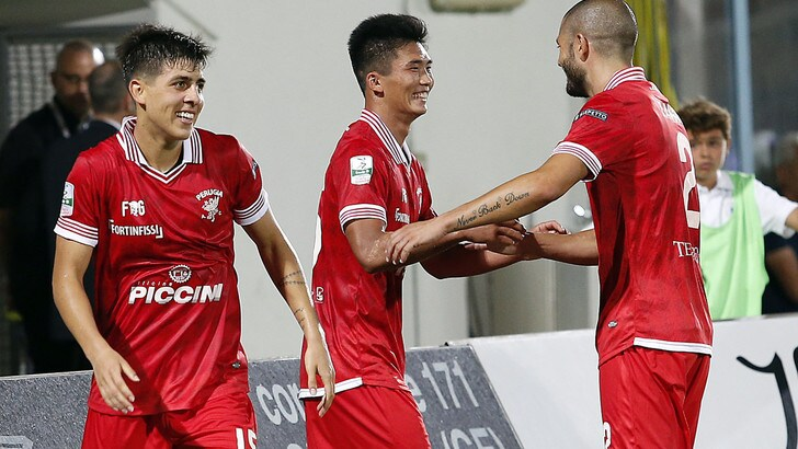 Serie B: Perugia-Pescara, quote per i biancorossi