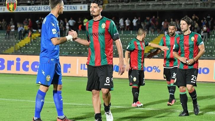 Serie B, verso Salernitana-Ternana Unicusano: parola ai mister