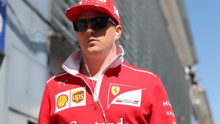 F1, Raikkonen: «Ho faticato per tutta la gara»