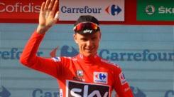 Vuelta: Lopez re sulla Sierra Nevada, Froome in rosso