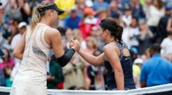 Us Open: Sharapova eliminata al quarto turno