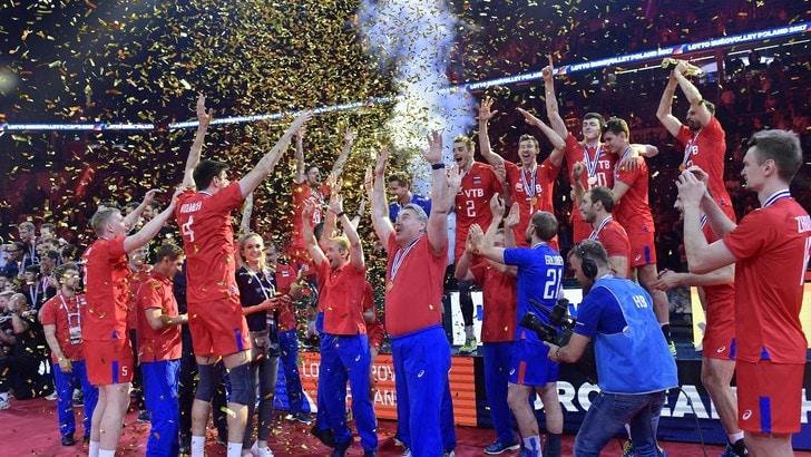Russia campione d'Europa. Ma la Germania di Giani è più bella