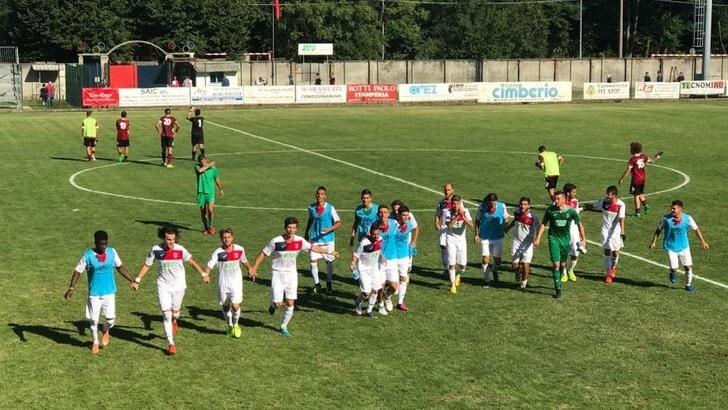 Serie D - Derby della Cremosina al Gozzano, Carboni gela il Borgosesia