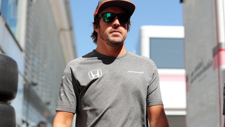 F1, il Real nomina Alonso socio onorario