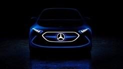 Mercedes, la Concept EQ A debutta a Francoforte