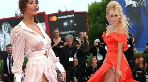 Scandalo a Venezia: il nude look è esagerato!