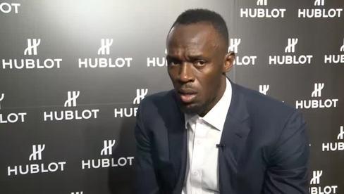 """Bolt: """"Ibra una carica per lo United"""""""