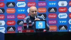 """Argentina, Sampaoli: """"Sono preoccupato..."""""""