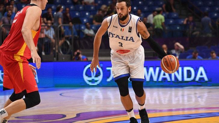 Basket, Europei: Georgia-Italia, azzurri avanti a 1,70