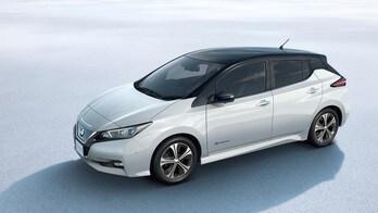 Nissan Leaf, la regina delle elettriche diventa 2.0
