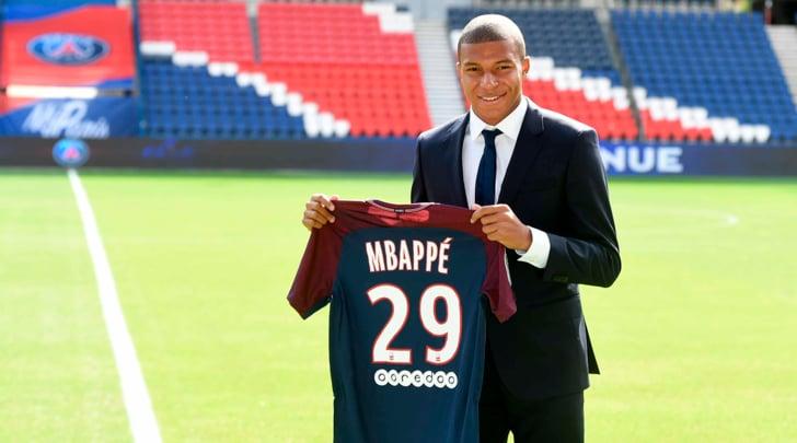 Psg, per Mbappé presentazione con giallo: «Volevo restare al Monaco ma poi...»