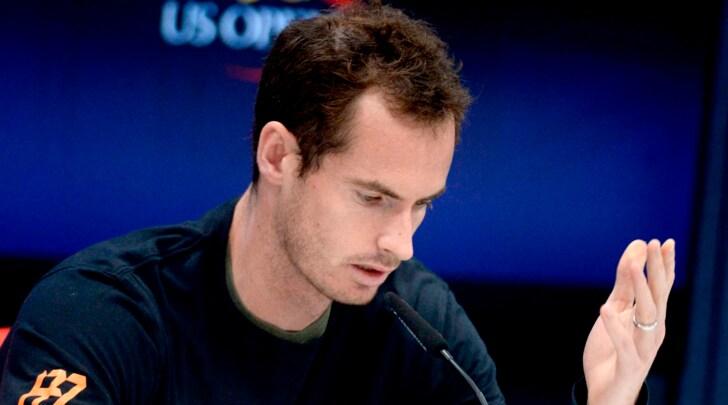 Tennis, stagione finita per Murray: «Mi riposo e torno al top»