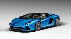 Lamborghini Aventador S Roadster, per volare sulla terra ferma