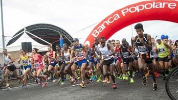 Maratonina di Udine, 21 km di spettacolo