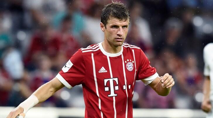 Calciomercato, per Müller è sfida tra big: c'è anche la Juventus