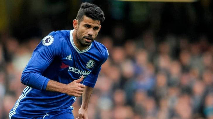 Chelsea, «Diego Costa in prestito al Besiktas aspettando l'Atletico Madrid»