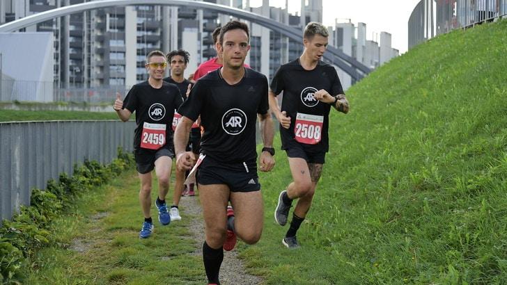 Sentieri, fossati e la Montagnetta: il 17 c'è Salomon Running Milano