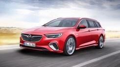 Opel Insignia GSi Sports Tourer: sportività in famiglia