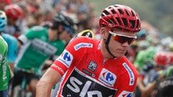 Vuelta, Froome-Nibali: che duello in Spagna!
