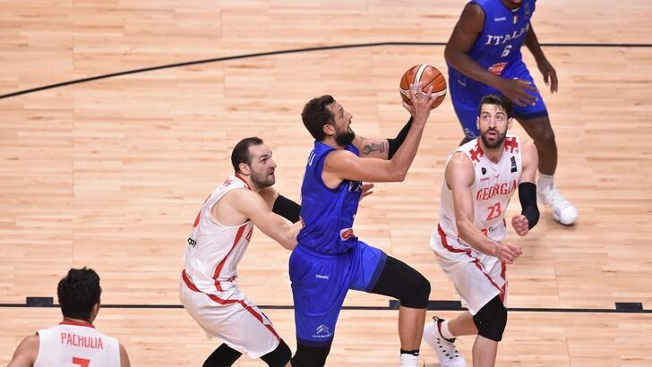 Basket, Europei: l'Italia vede i quarti nelle quote