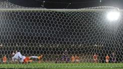Serie C, Arezzo-Pistoiese 1-2: Moscardelli illude