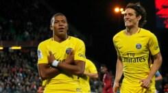 Ligue 1, Psg: 5-1 in casa del Metz: Mbappé subito in gol