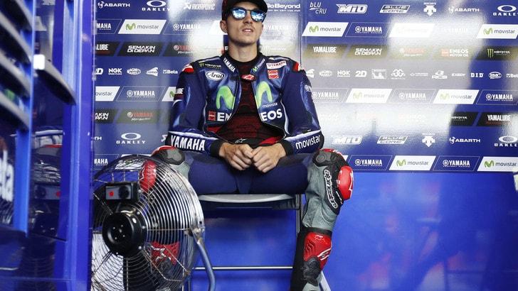 MotoGp San Marino, Viñales: «Ho un buon passo, posso spingere»