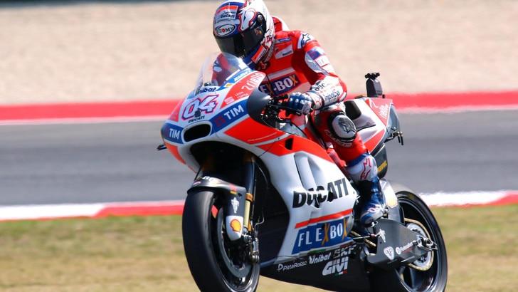 MotoGp, San Marino: Dovizioso-Marquez, duello in quota
