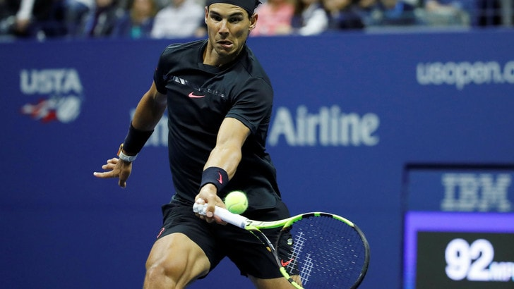 Tennis, Us Open: Nadal imprendibile in quota