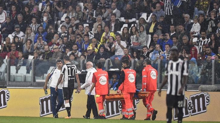 Juventus, Mandzukic solo una botta, può farcela per il Barcellona