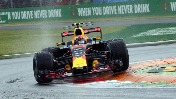 F1, Verstappen verso Singapore: «Podio possibile»