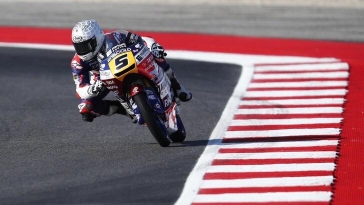 Moto3 San Marino: Fenati domina, Di Giannantonio terzo