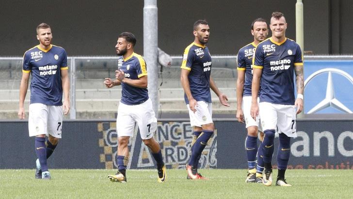 Serie A Verona, Souprayen a parte. In gruppo Zaccagni e Ferrari