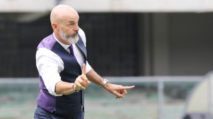 Serie A Pioli: «Fiorentina, se giochi così puoi sempre vincere»