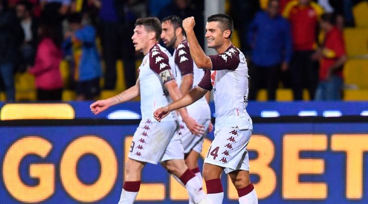 Il Torino gode alla fine: Ljajic inventa, Iago Falque segna. Sirigu show a Benevento