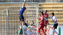 Serie C, Alessandria e Cuneo fermate: doppio pari