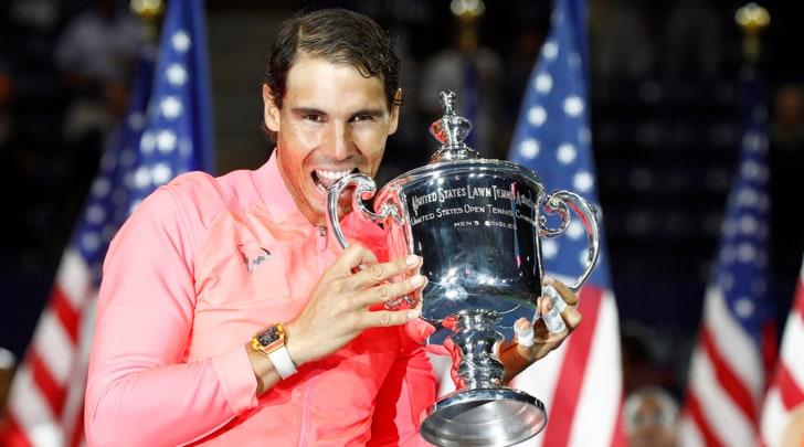 Us Open, Nadal è il re di New York: Anderson ko