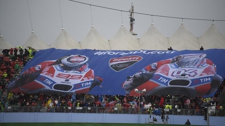 MotoGP Misano, assenze, polemiche e l'Italia che fa sognare