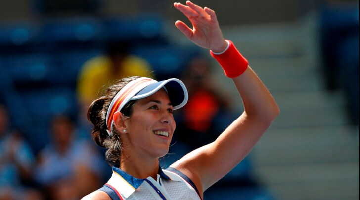 Tennis,la Muguruza è la nuova regina del ranking Wta