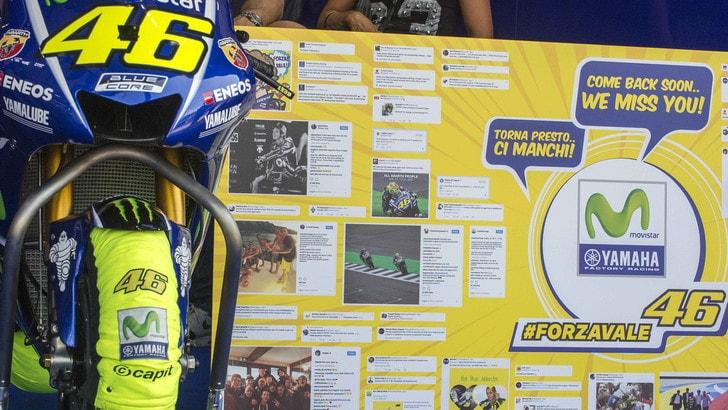 MotoGp: Rossi out anche a Motegi. Van Der Mark subentra ad Aragòn