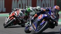MotoGp, Van Der Mark: «Che emozione provare la M1 di Rossi!»