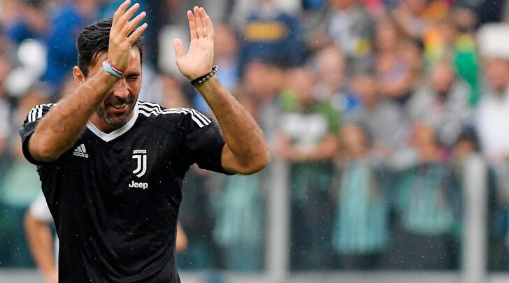 Juventus, Buffon torna in Spagna per spazzare via le accuse