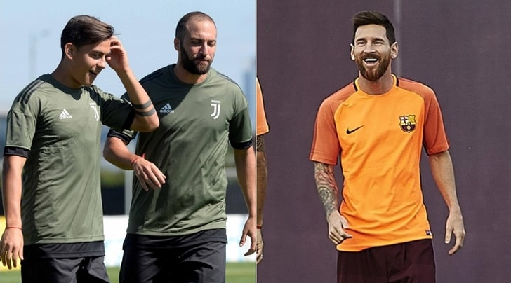 Barcellona-Juventus: Dybala-Messi? Tra i due litiganti spunta Higuain