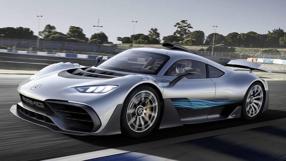 Presentata al Salone di Francoforte 2017 la prima hypercar Mercedes, con powertrain derivato dall'esperienza accumulata in Formula 1. Grazie alla potenza di 1000 cavalli può scattare da 0 a 200 km/h in soli 6 secondi. Il prezzo è di 2,275 milioni di euro.