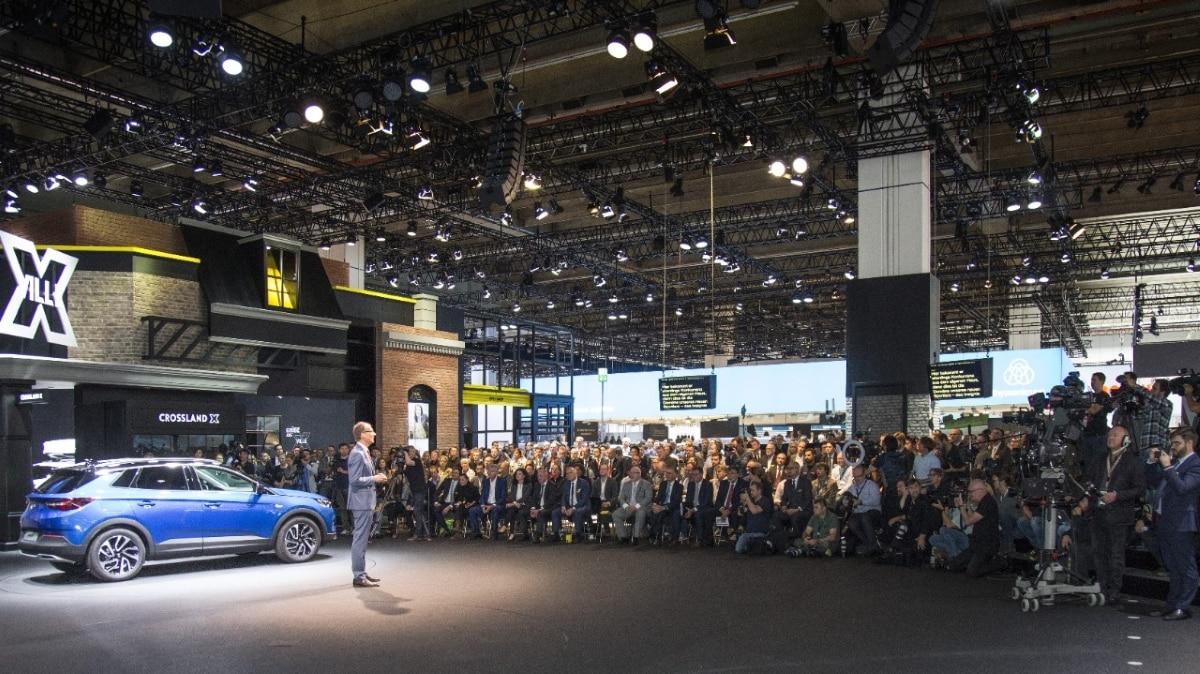Salone di Francoforte, le anteprime Opel