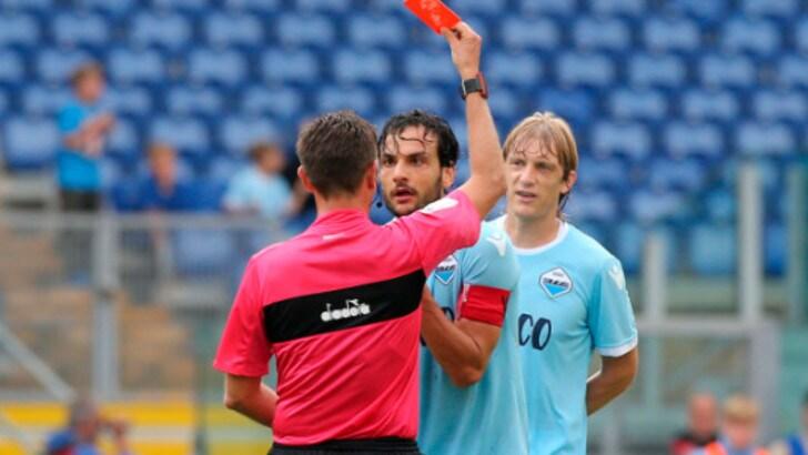 Serie A giudice sportivo, squalificati Parolo, Bertolacci e Pezzella