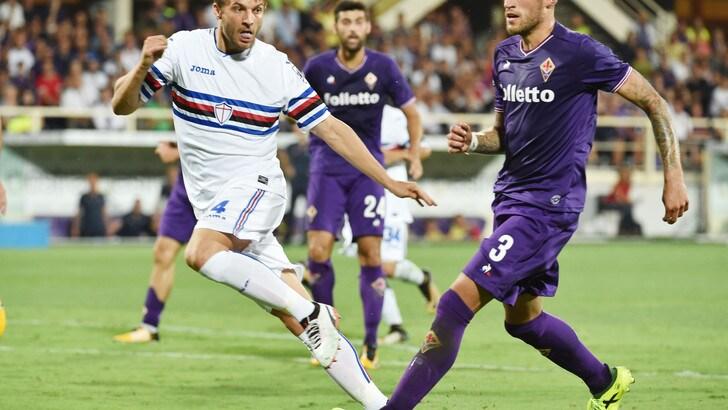 Serie A Fiorentina, Biraghi: «E' iniziato ora il nostro campionato»