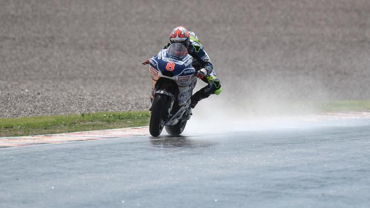 MotoGp, Barbera: «L'anno prossimo torno in Moto2»
