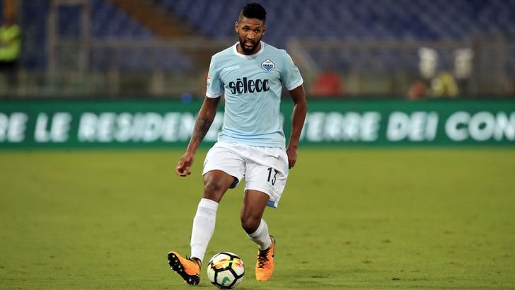 Serie A Lazio, lesione di secondo grado: Wallace out un mese