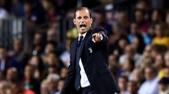 Champions, la probabile formazione della Juventus contro l'Olympiacos